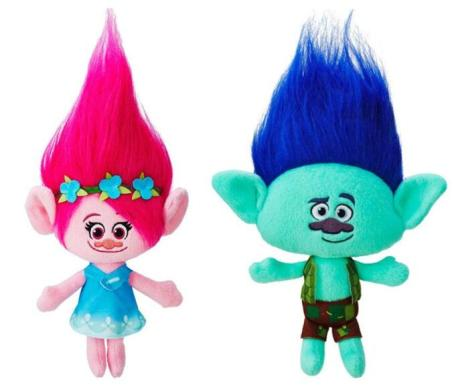 23cm-Trolls-Mega-Town-The-Good-Luck-Trolls-Ogres-Poppy-Branch-Dream-Works-Doll-Cartoon-Movie